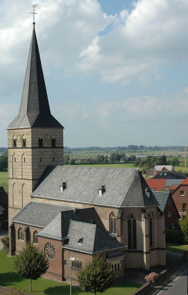 St Peter Kirche