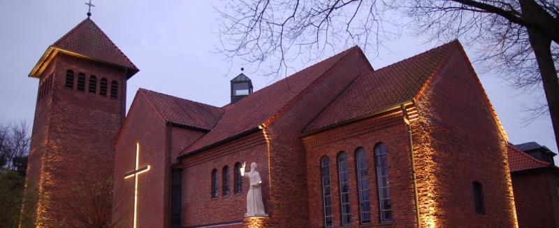St katholische kirchengemeinde Sankt Albertus